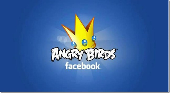 Angry Birds - Play it on Facebook