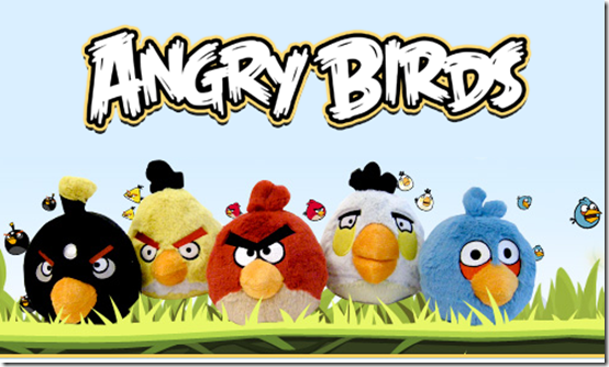 Angry Birds - Official Releases