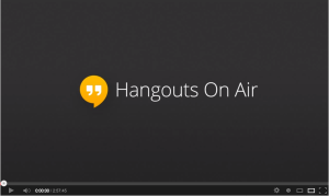 Enhance your Google+ Hangouts on Air Experience - How to