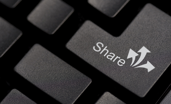 Focus on sharing words & Video Content