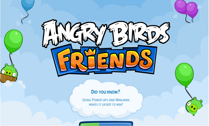 Angry Birds Friends - Top 10 Facebook Games