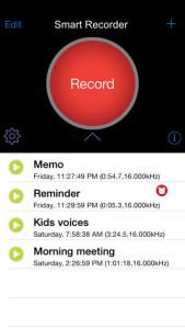 Smart Recorder 7 - Free Online Voice Recorder