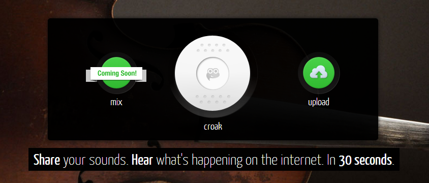 croakit - Free Online Voice Recorder