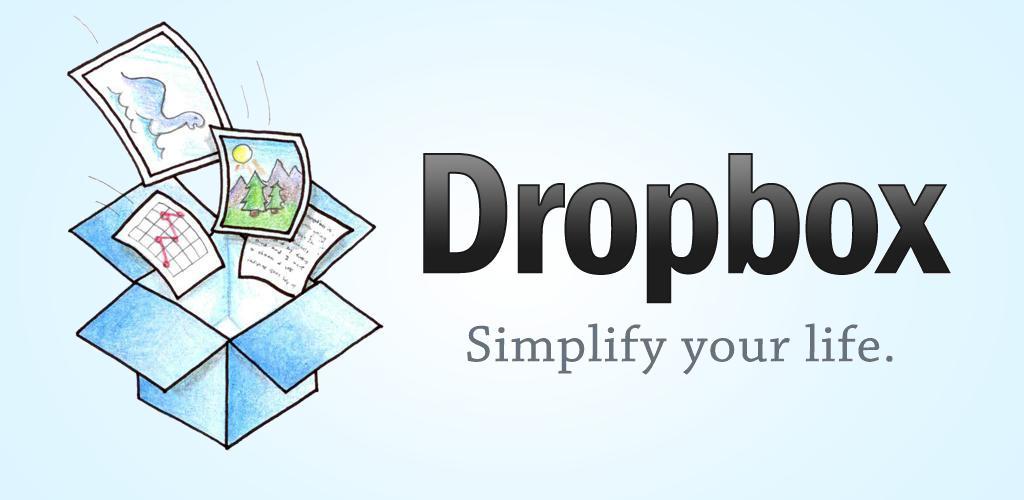 Dropbox-Best Cloud Storage Services like Google Drive