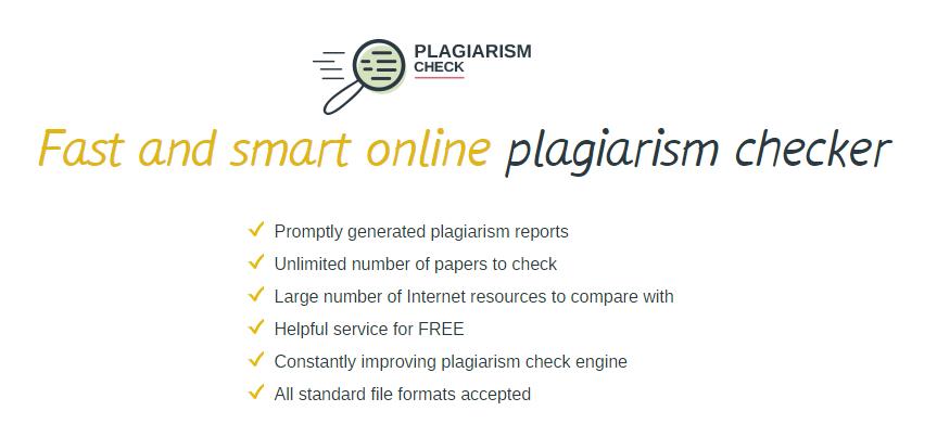 PlagiarismCheck-Best Plagiarism Checker Online
