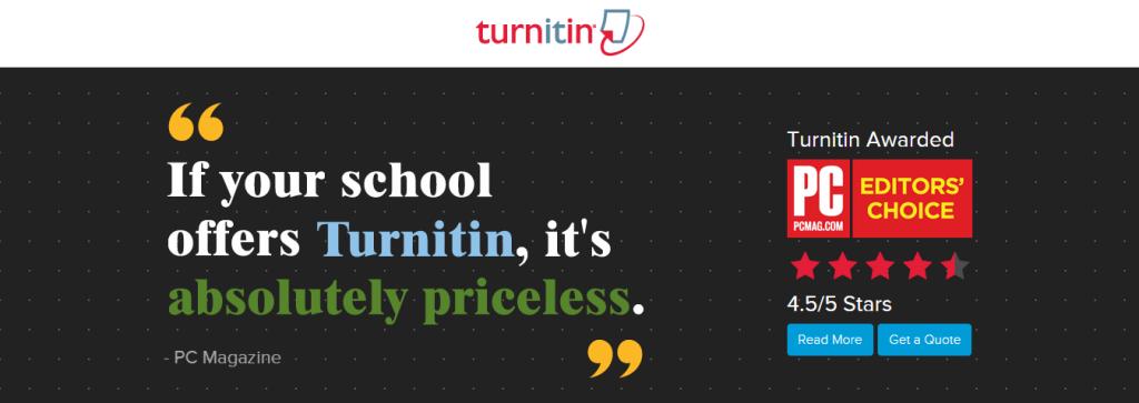 Turnitin-Best Plagiarism Checker Online