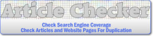 article_checker-Best Webites to Check Plagiarism Online