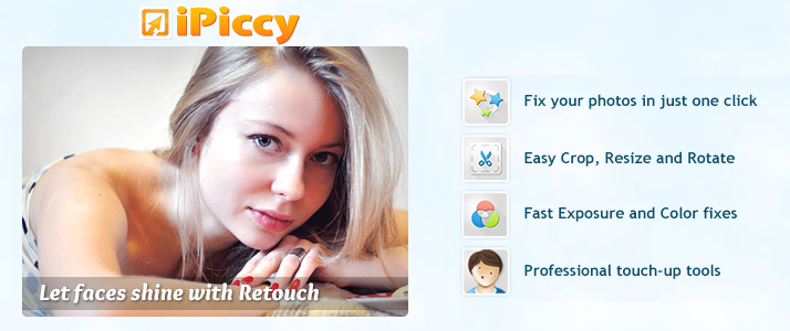 iPiccy-Best Tools to Give Special Effects to Your Photos