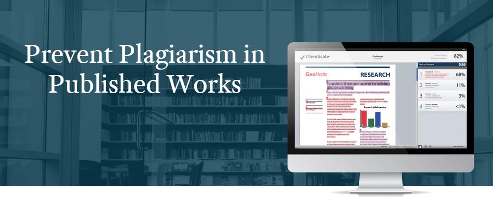 iThenticate-Best Plagiarism Checker Online