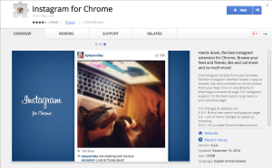 Instagram for Chrome-Best Browser Extensions for Social Media Marketers