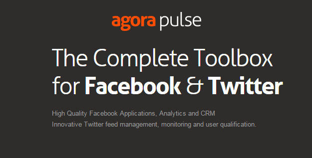 agora pulse-Ideal Facebook Tools for Growing Your Business