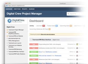 teamwork - Project management software online
