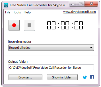 FreeVideoCallRecorderforSkype-Best Free Screen Recording Software