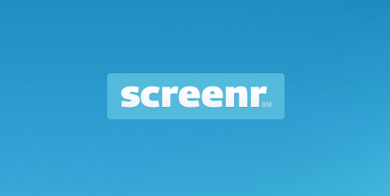 Screenr-Best Free Screen Recording Software