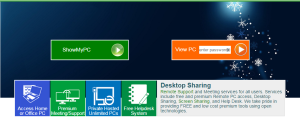 ShowMyPC-Top 10 Software to Share Desktop Screen Remotely