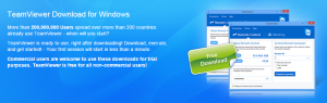 TeamViewer-Top 10 Software to Share Desktop Screen Remotely