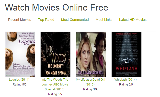 WatchMoviesPro-Top Websites to Watch TV Shows & Movies Online For Free