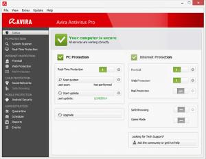 Avira free antivirus software-Best Free Antivirus Software to Remove Virus From Your PC
