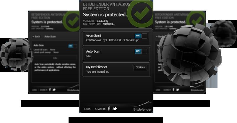 bitdefinder free antivirus software-Best Free Antivirus Software to Remove Virus From Your PC