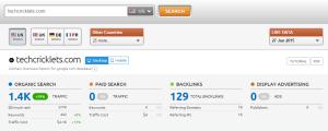 Semrush-Best Free Online Backlink Checker Tools