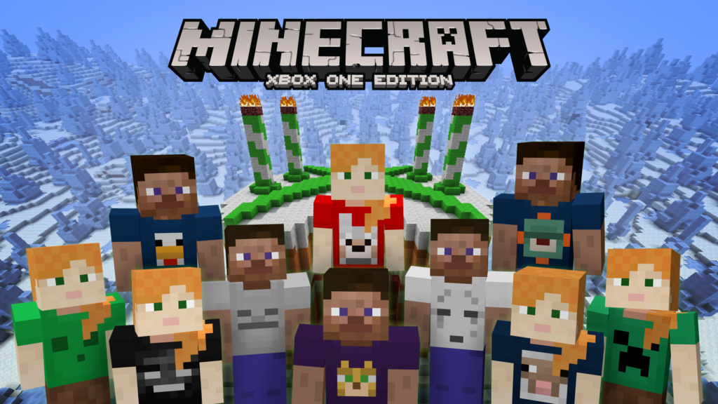 minecraft-List of Stress Free Games that One Should Play
