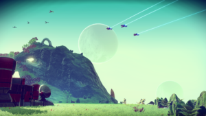 no man's sky-List of Stress Free Games that One Should Play