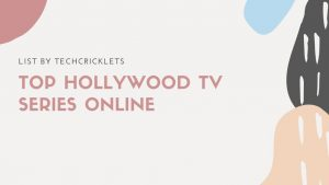 Top Hollywood TV Series Online