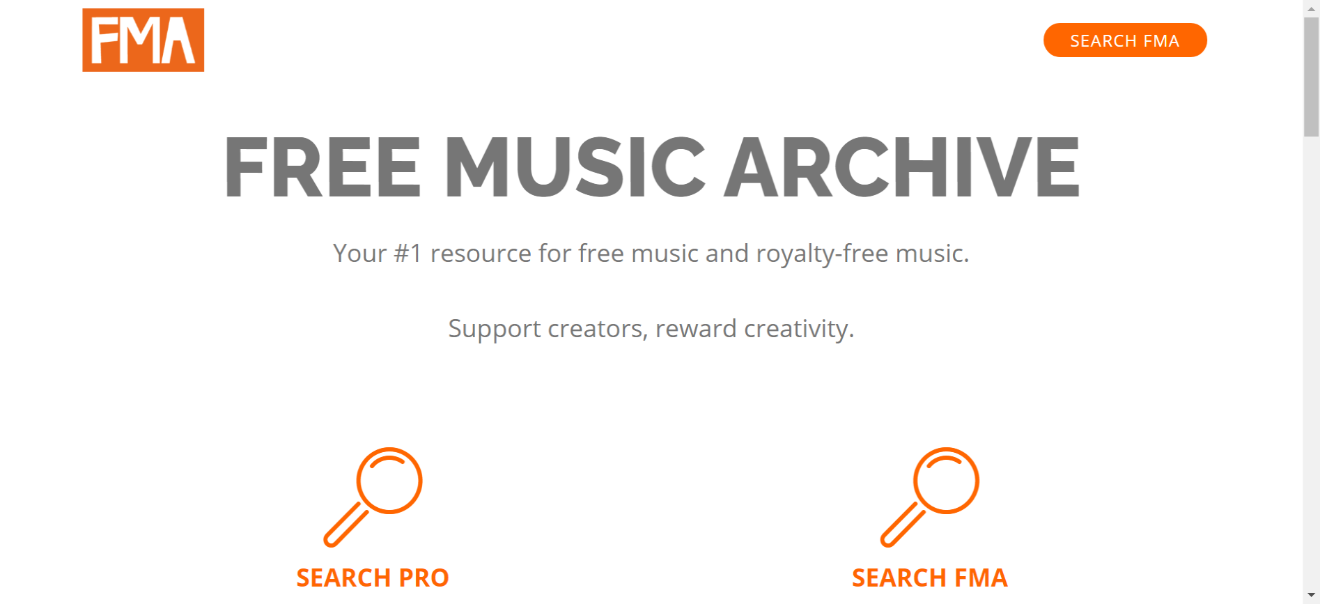 Free-Music-Archive - Best Legal and Free Music Download Sites